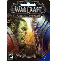 WoW Battle of Azeroth Expansion Standard - اروپا