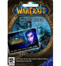 WoW - 60 Days Game Card - EU