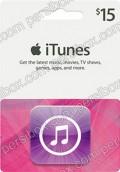 iTunes 15$