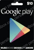 Google Play Card 10$
