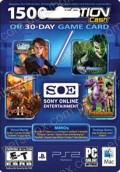 Sony Station Card