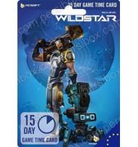 Wildstar 15 Days Game Time Europe