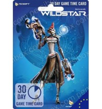 Wildstar 30 Days Game Time Europe