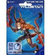 Wildstar 60 Days Game Time Europe