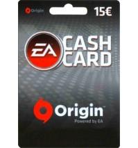 گیفت کارت EA Cash Card 15 یورو - آلمان
