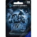 Battle net Balance Card 20 EUR - EU