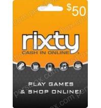 Rixty $50