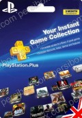 PlayStation Network Plus 3 Months UK