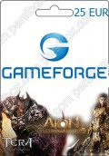 Gameforge Coupon 25 EUR