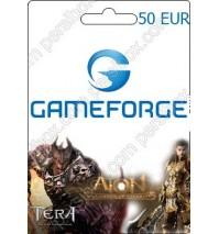 Gameforge Coupon 50 EUR