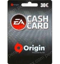 EA Cash Card 15€ - Europe