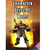 WoW Warlords of Draenor Standard + Level 90 Free Boost US