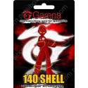 140 GG shell