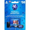 PlayStation Network - 50 Pound - UK