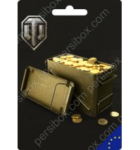 World of Tanks - Europe - Gold