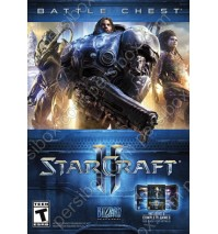 Starcraft II Battle Chest 2.0 - Global