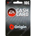 EA Cash Card 10 GBP - UK