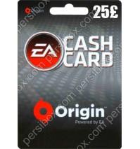 EA Cash Card 25 GBP - UK
