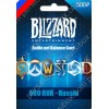 Battle net Balance Card 500 RUR - RU