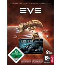 EVE 60-Days Game Card