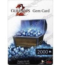 Guild Wars 2 Gem Card