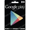 کارت گوگل پلی 10 دلاری | Google Play Card 10$