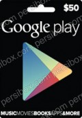 Google Play Card 50$
