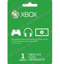 Xbox Live Gold 1 Month - Global