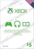 Microsoft Gift Card $5