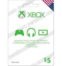 Microsoft Card $5