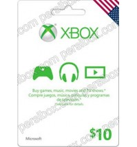 Microsoft Card $10
