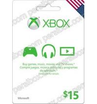 Microsoft Gift Card $15