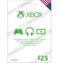 Microsoft Card $25