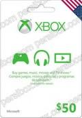 Microsoft Card $50