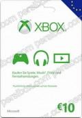 Microsoft Card €10