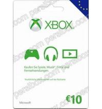Microsoft Gift Card €10