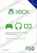 Microsoft Gift Card €50