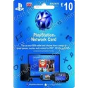 PlayStation Network - 10 Pound - UK