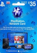 PlayStation Network - 35 Pound - UK