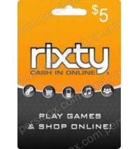 Rixty $5