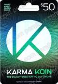 Karma Koin 50$
