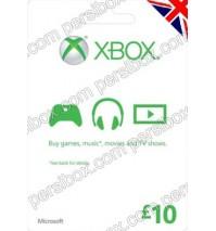 Microsoft Gift Card $10