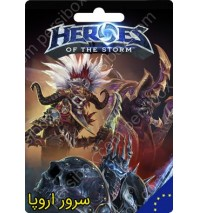 Heroes of The Storm Starter Pack EU - اروپا