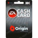 EA Cash Card 30€ - Europe