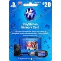 PlayStation Network - 20 Pound - UK