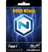 8000 NCoin