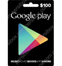 Google Play Card 100$
