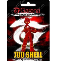 700 GG shell