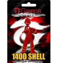 1400 GG shell