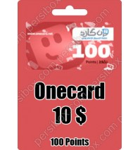 Onecard 10$